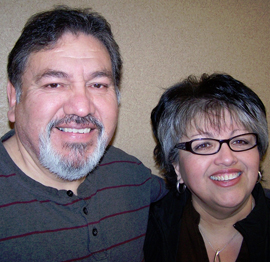Pete & Fran Sifuentes