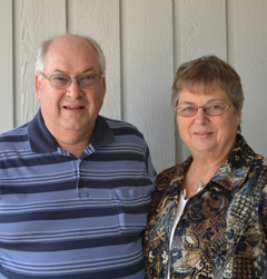 Doug & Barb Adams