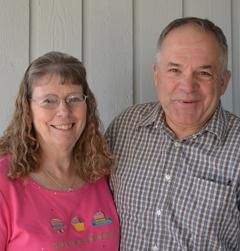 Ted & Jeanne Turner